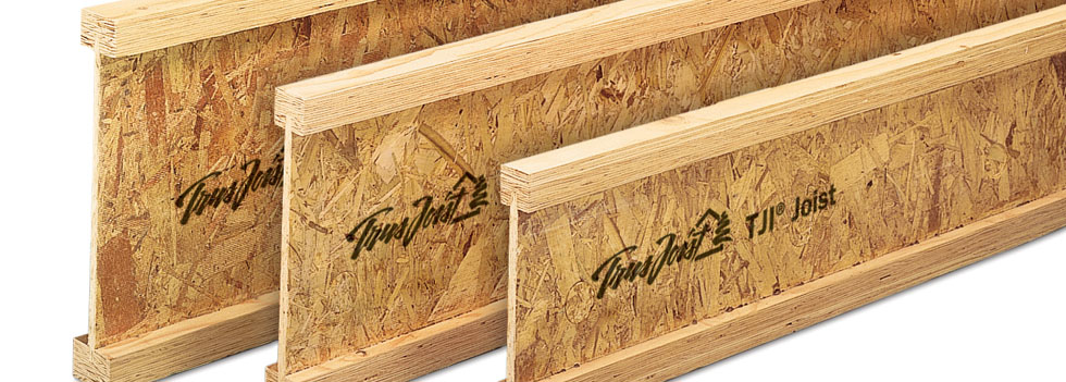 Tji floor joists details quotes Floor joist trusses