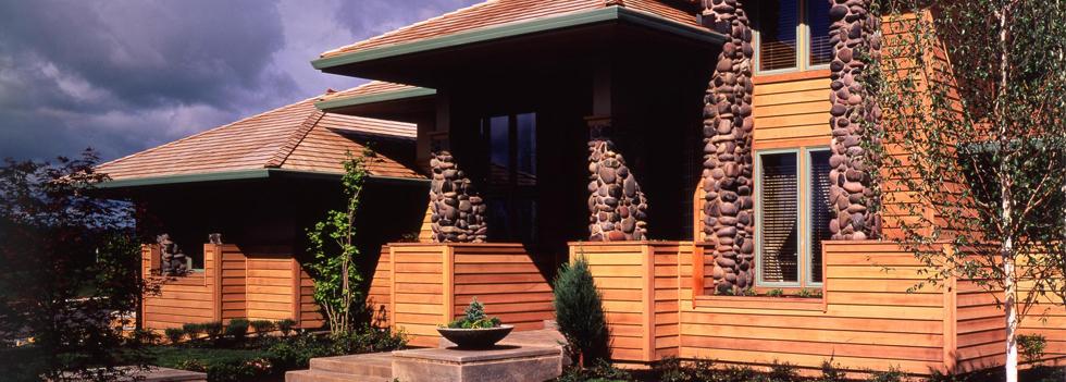 le c dre rouge l alternative durable et cologique au bois. Black Bedroom Furniture Sets. Home Design Ideas