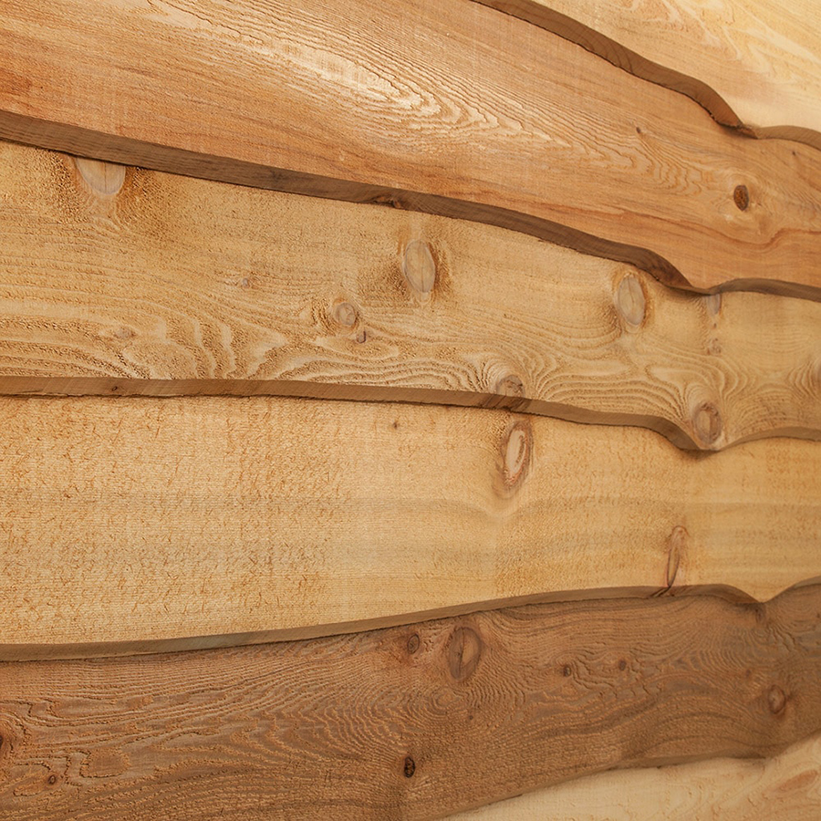 Western red cedar siding goodfellow inc for Real wood siding